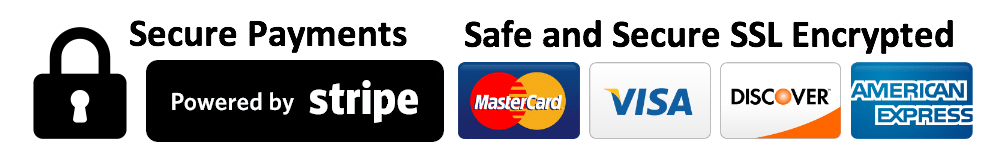 Secure Stripe Payment Logo